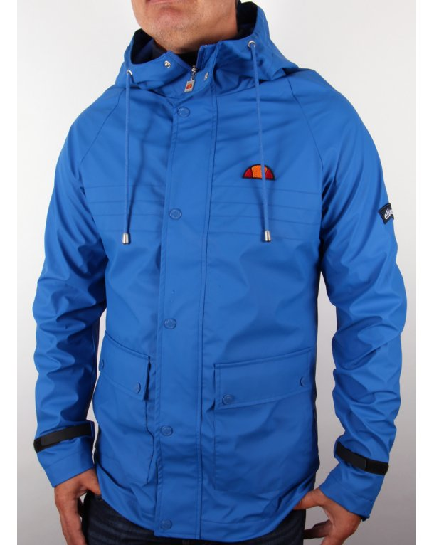 Ellesse Trevisina Jacket Turkish Sea