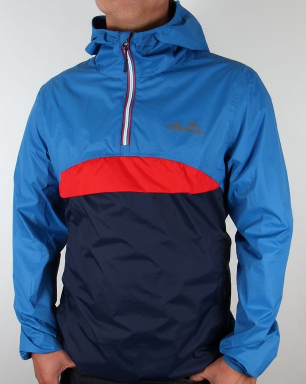 Ellesse Ulisse Jacket Nautical Blue/Navy