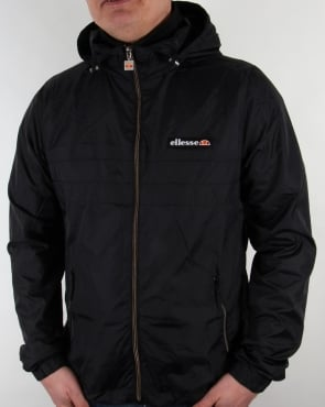 Ellesse Valva Lightweight Jacket Black