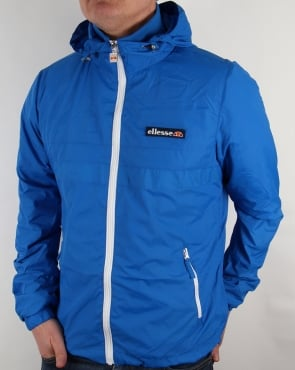 Ellesse Valvasone Jacket Royal Blue