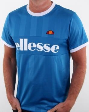 Ellesse Vasto T Shirt Imperial Blue