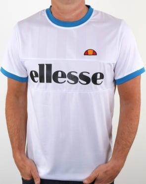 Ellesse Vasto T Shirt White