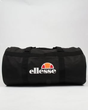 Ellesse Velore Lux Barrel Bag Black
