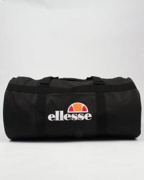 Ellesse Velore Lux Barrel Bag Black