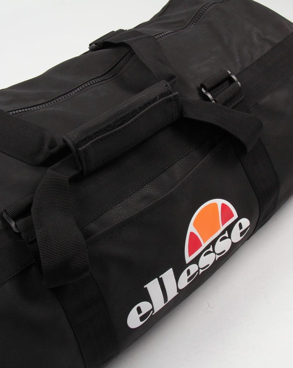 7e7cb5df0096 Ellesse Velore Lux Barrel Bag Black
