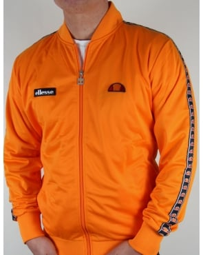 Ellesse Venosa Track Top Orange