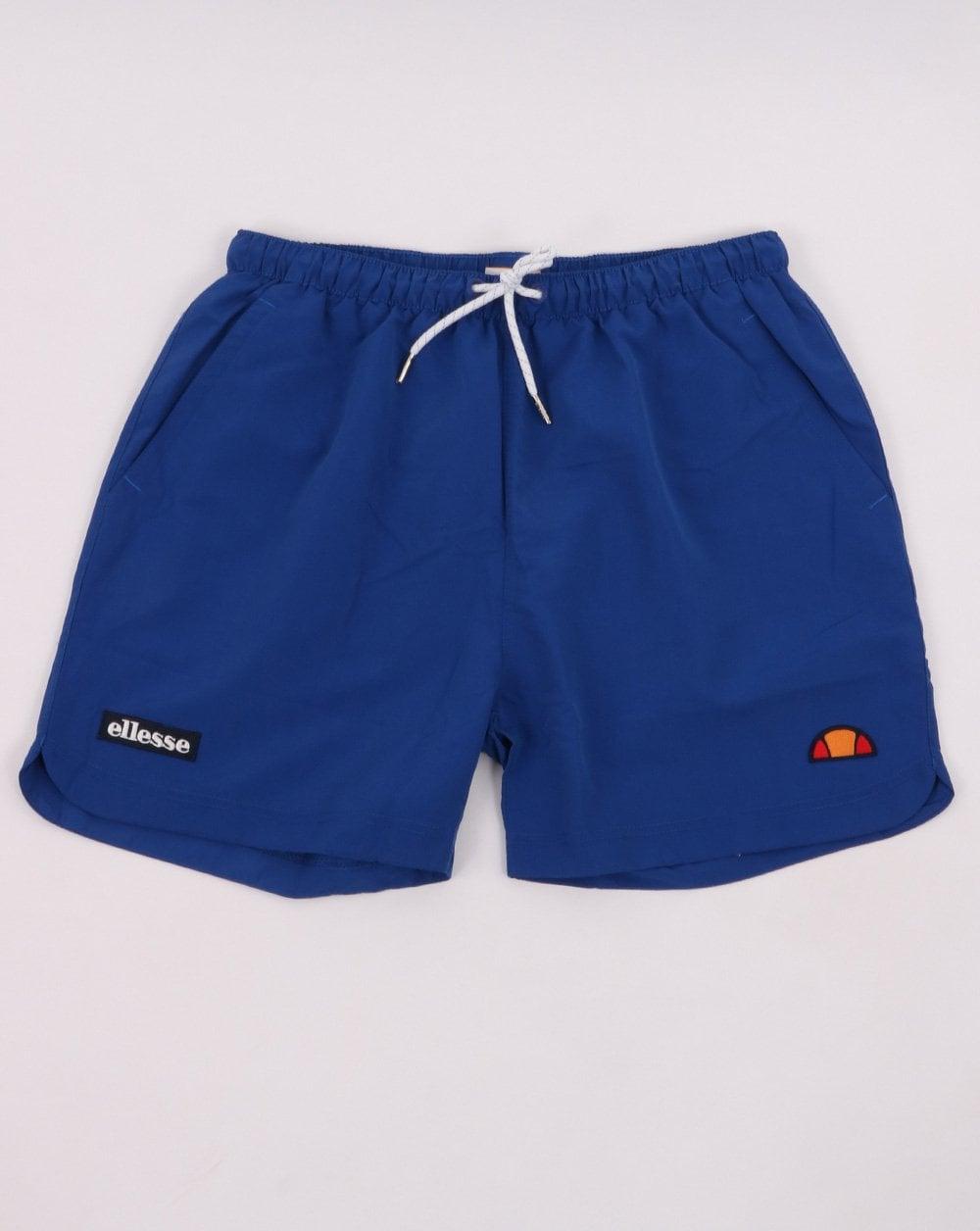 22d9d1c5ba Ellesse Verdo Swim Shorts in Royal Blue | 80s Casual Classics
