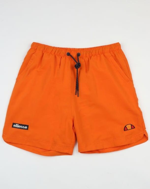 Ellesse Verdo Swim Shorts Jaffa Orange