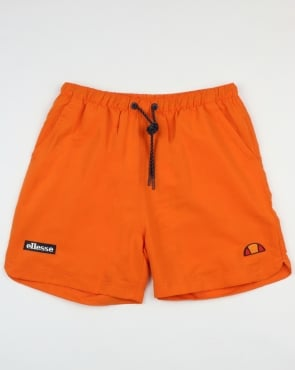 Ellesse Verdo Swim Shorts Jaffa Orange