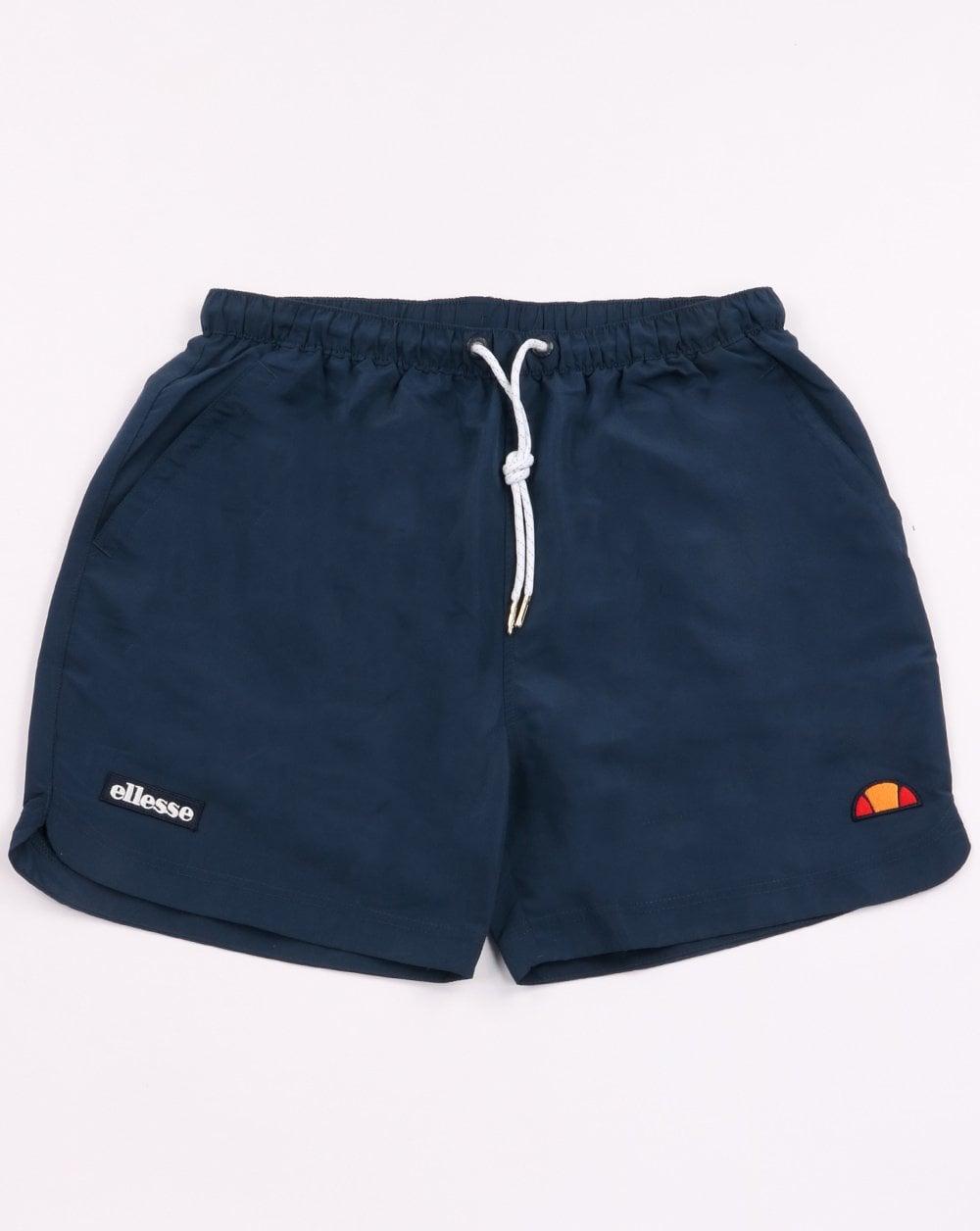5d6113c685 Ellesse Verdo Swim Shorts Navy | 80s casual classics