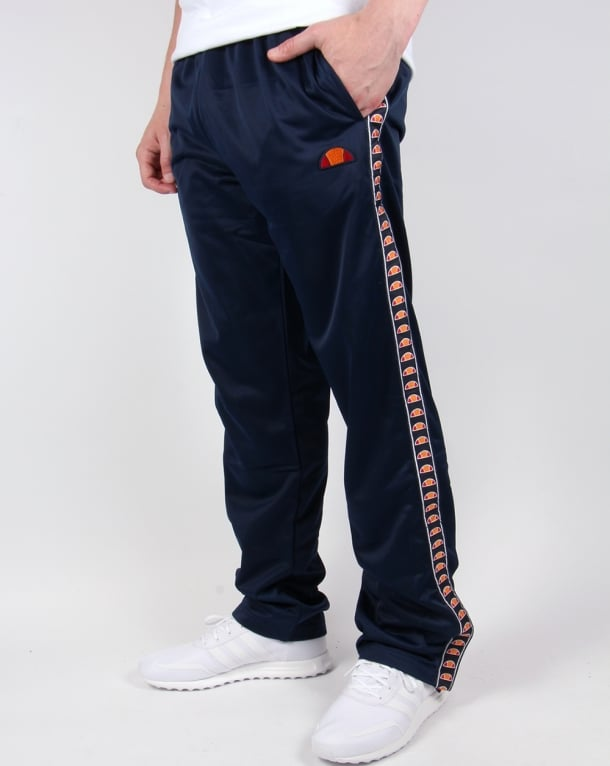 Ellesse Vigoleno Track Bottoms Navy