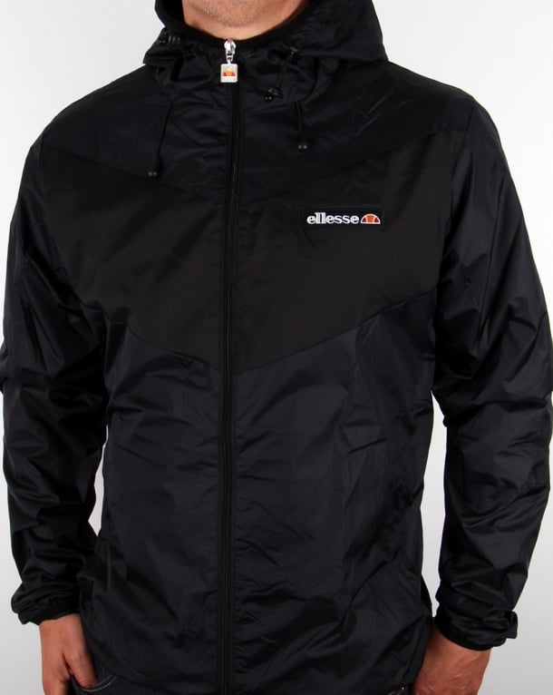Ellesse Virna Jacket Black