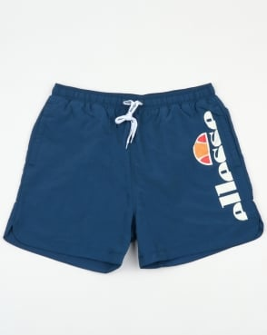 Ellesse Vito Swim Shorts Deep Blue