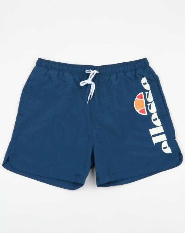 Ellesse Vito Swim Shorts Ensign Blue