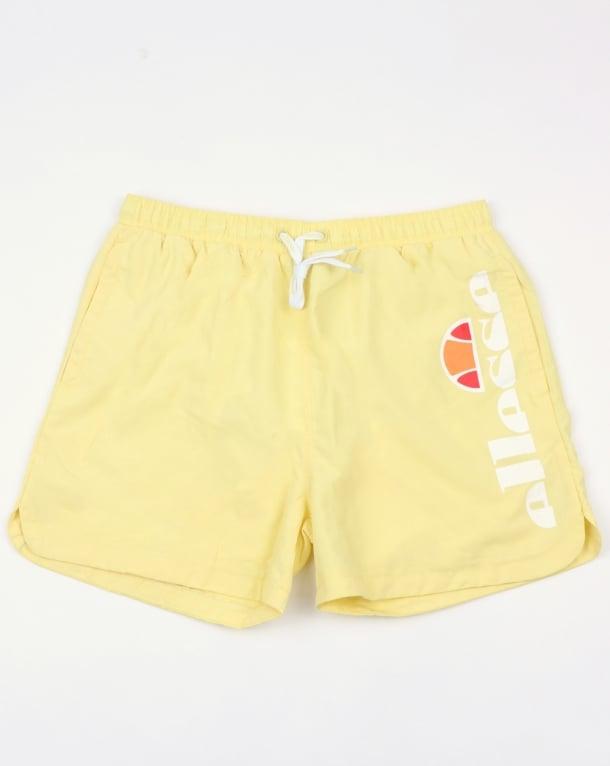 Ellesse Vito Swim Shorts Lemonade