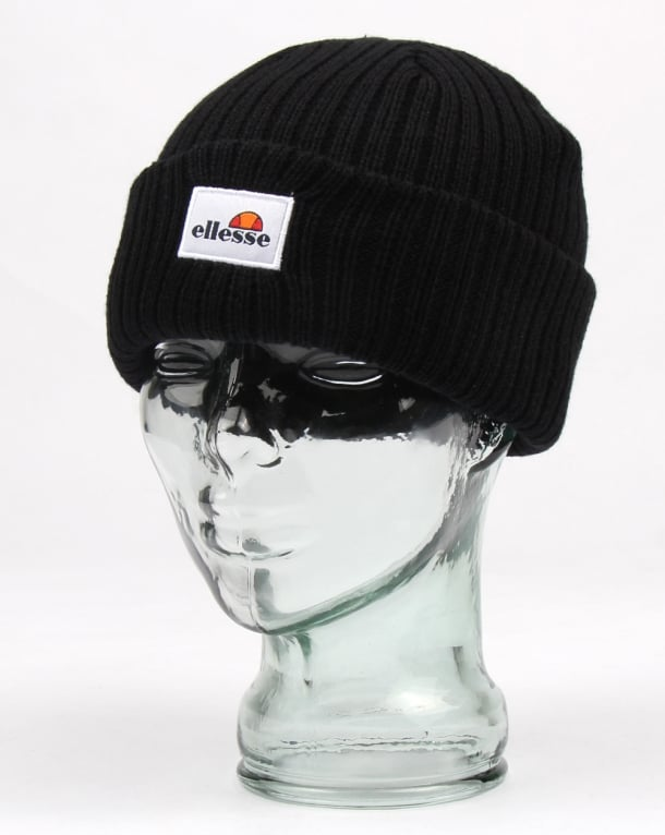 Ellesse Wicker Beanie Black