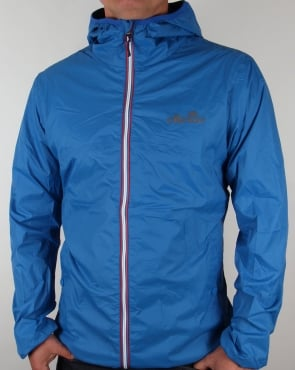 Ellesse Xaviero weather proof Jacket Nautical Blue