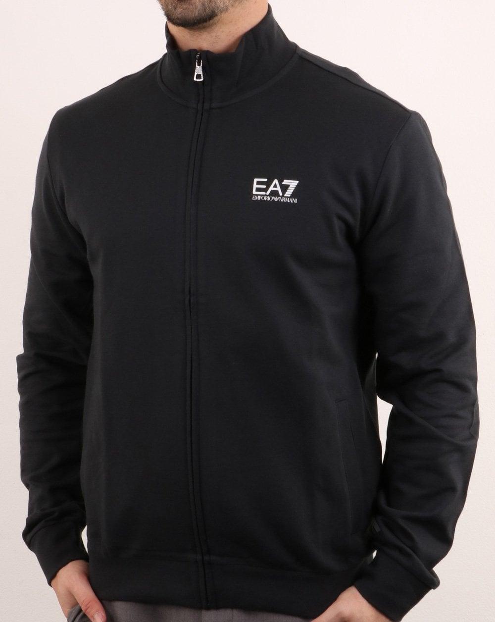 amazing price elegant and graceful cheap sale Emporio Armani EA7 Core Track Black