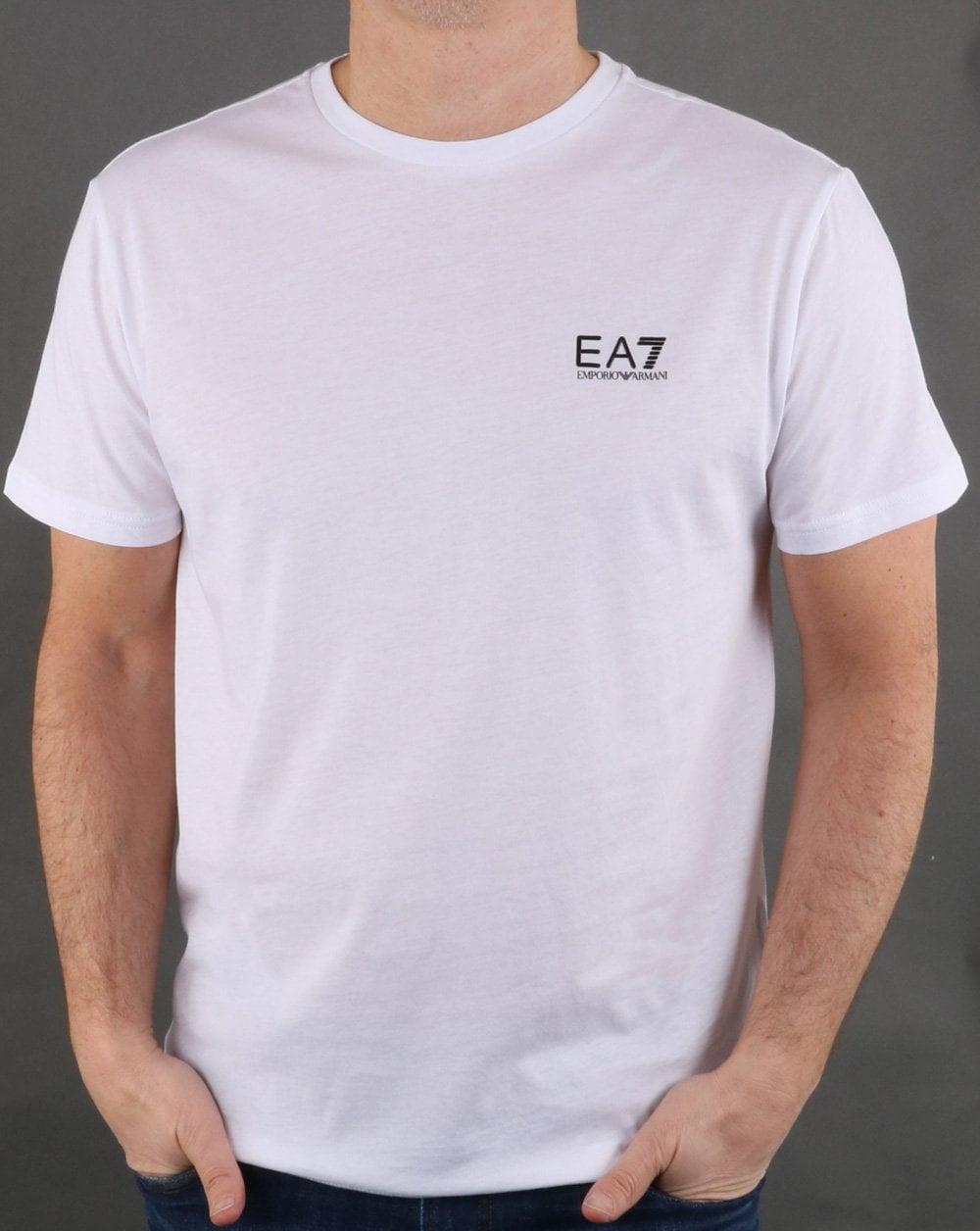 cf040ce72 Emporio Armani EA7 Core T  039 Shirt White
