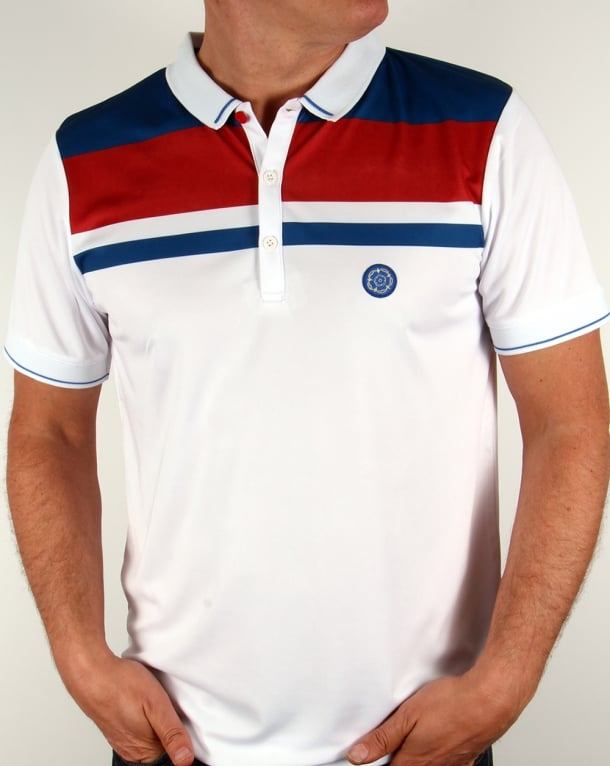 England 82 Old Skool Polo Shirt