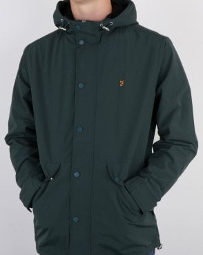 Farah Beattie Jacket Gillespie Green