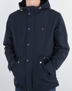 Farah Beattie Jacket Navy