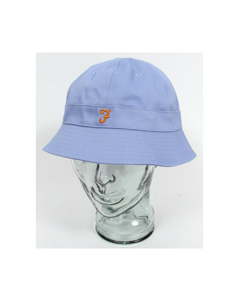 Farah Farah Bucket Hat Polar Blue bc687015a8a