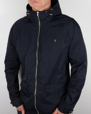 Farah Coulston Jacket True Navy