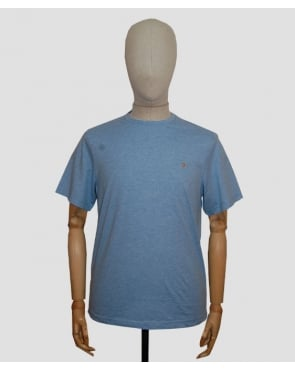 Farah Denny T-shirt Bluebell