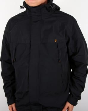 Farah Laneham Jacket Black