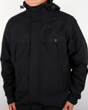 Farah Laneham Jacket Black