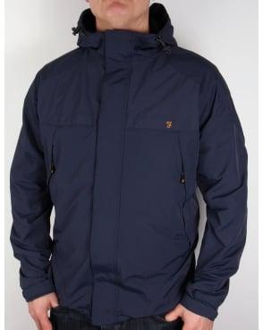 Farah Laneham Jacket Navy