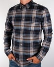 Farah Malton Check Shirt Fig