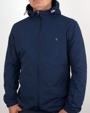 Farah Newbern Hooded Jacket Yale