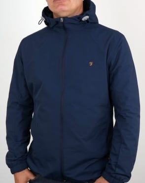 Farah Newbern Hooded Jacket Yale