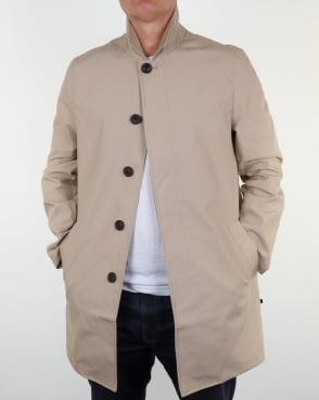 Farah Ossington Mac Light Sand