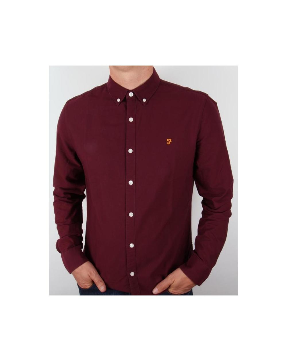 Long Sleeve Mens Polo Shirts