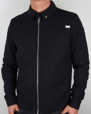 Farah Wardour Jacket Navy