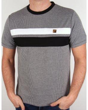 Fila Gold Piaggo T-shirt Houndstooth