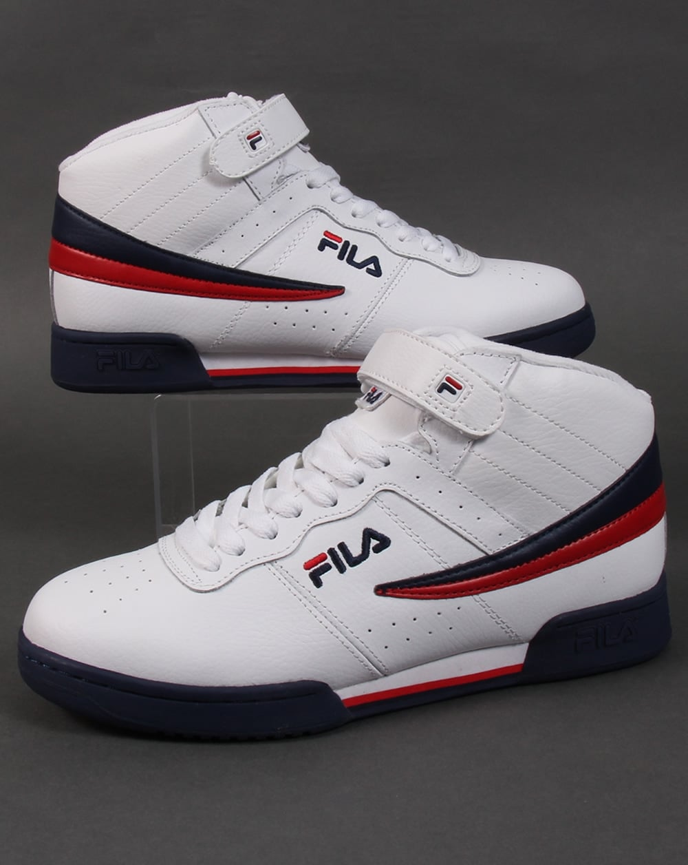 fila black high ankle basketball shoes Sale,up to 31