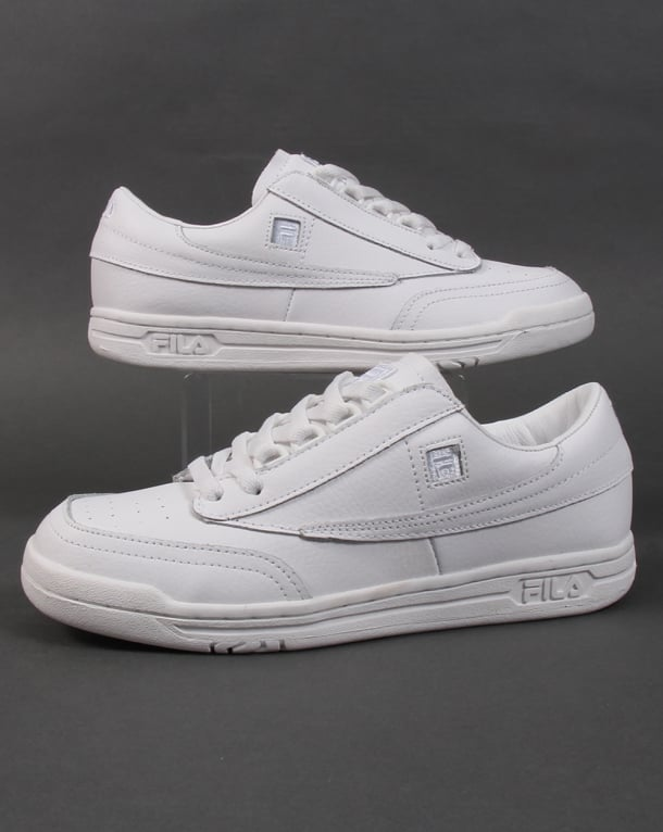 Fila Heritage Original Tennis Trainers White