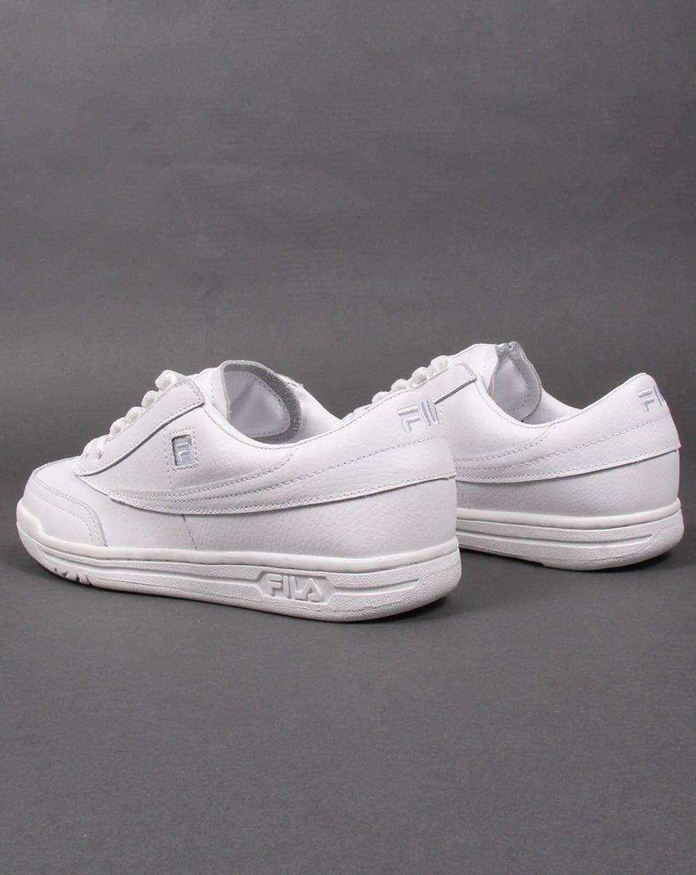 eeef99b3aa3 Fila Vintage Original Tennis Trainers White,shoes,sports,mens