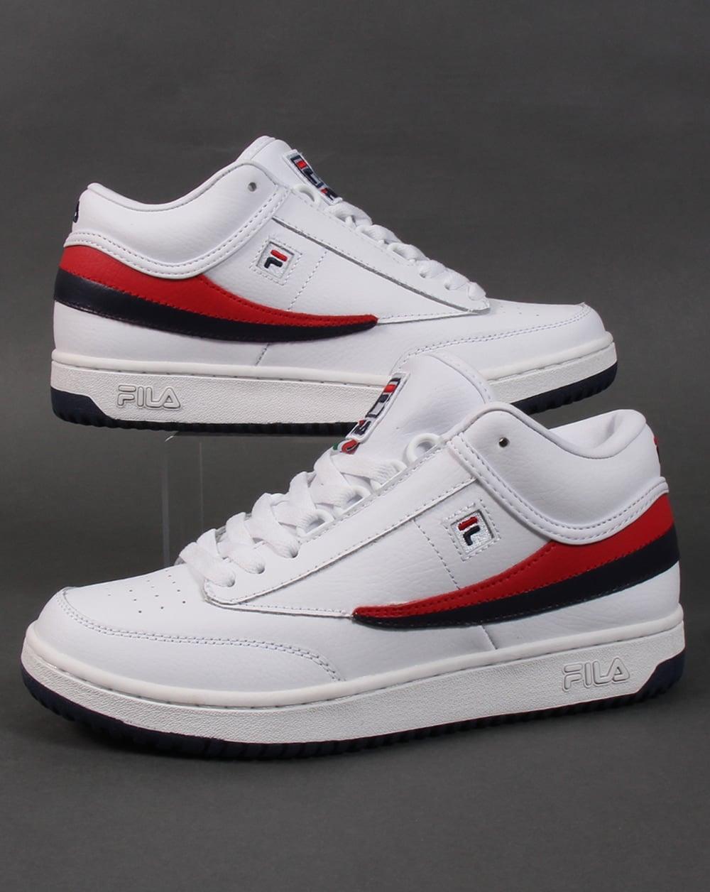 Fila Vintage Tennis Shoes