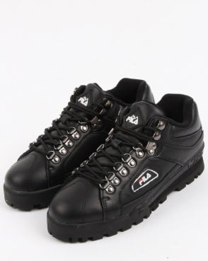 Fila Trailblazer Boots Black