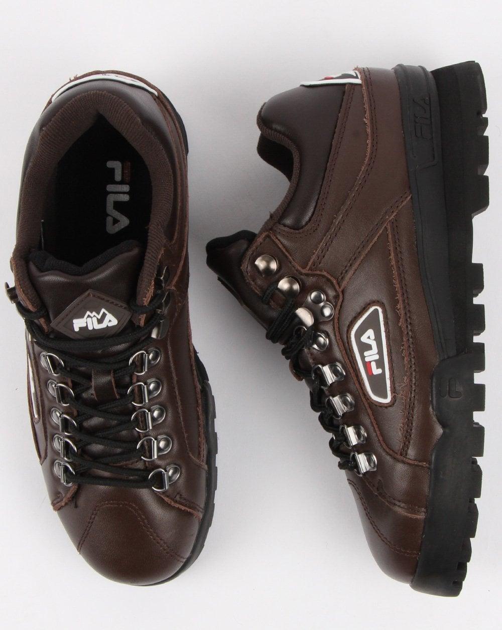77e48f90b79 Fila Trailblazer Boots Brown
