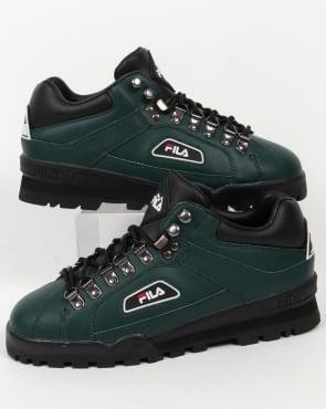 Fila Vintage Fila Trailblazer Boots Pine Green