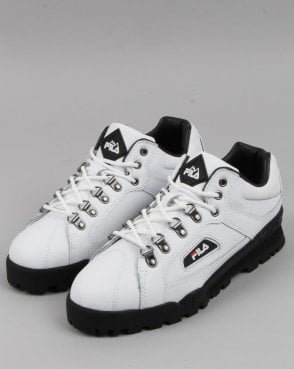 Fila Trailblazer Boots White