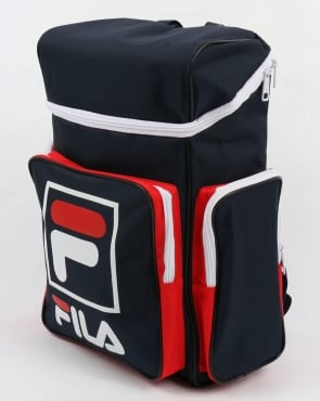 Fila Vintage Alberto Backpack Navy