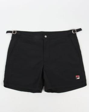 Fila Vintage Arnaboldi Shorts Black