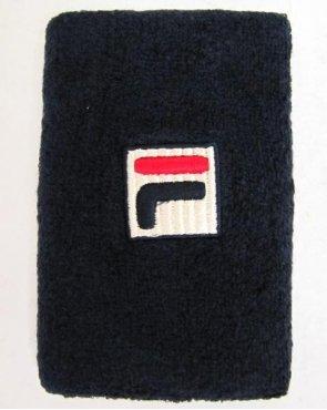 Fila Vintage Arnst Large Wristband Navy